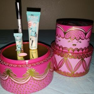 Benefit Porfessional and High Brow